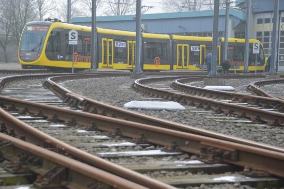 Spiksplinternieuwe tram voor Uithoflijn